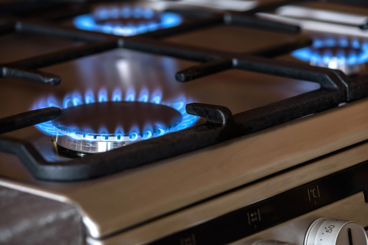 Butane cooking for living off-grid in Spain