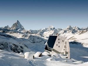 Monte Rosa Refuge