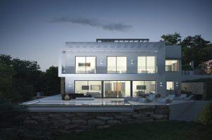 Contemporary villa Marbella