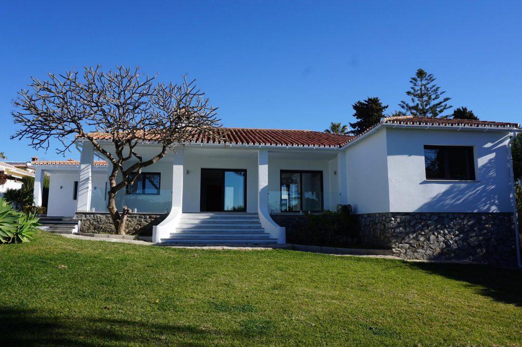 Villa renovation Marbella
