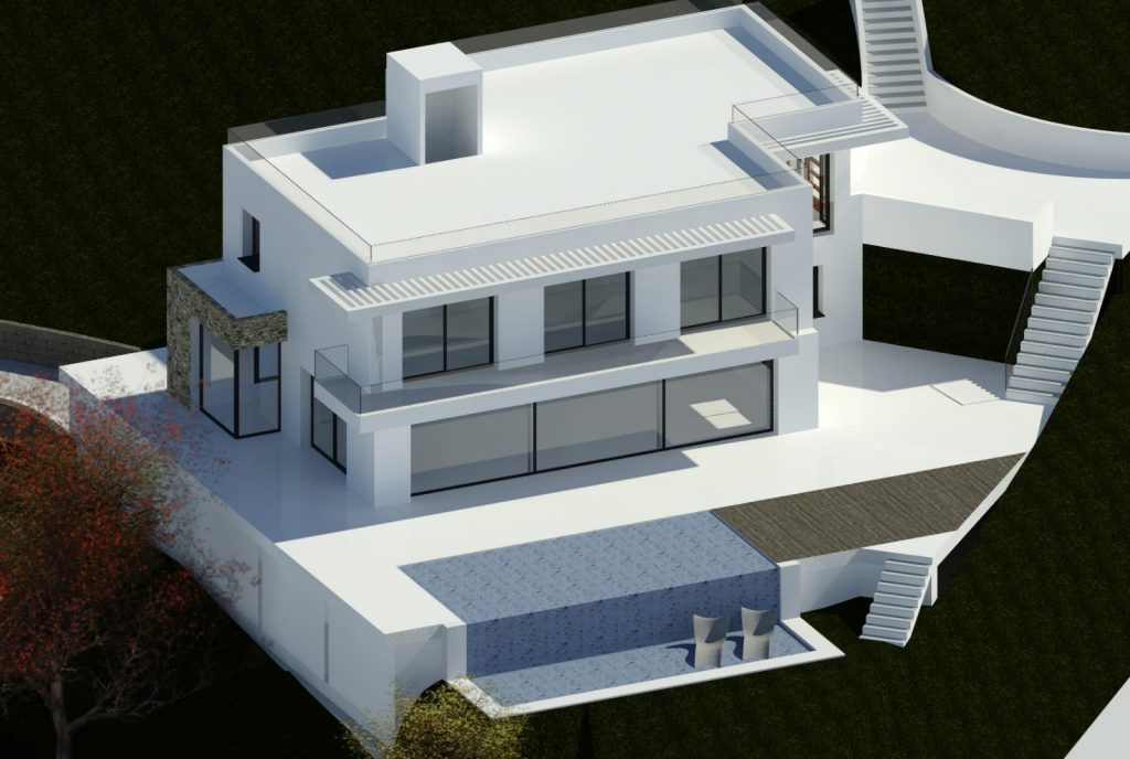 Design from English speaking architect Marbella