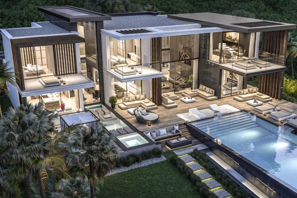 Spectacular Villa in Benahavis Marbella