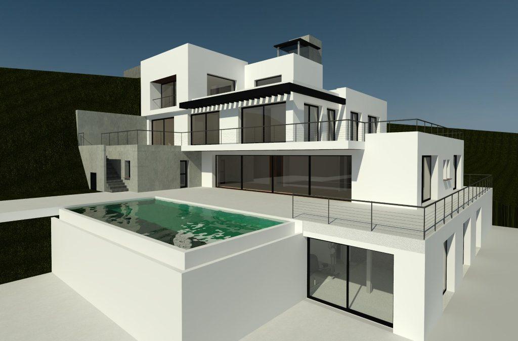 Custom Design Villa Marbella