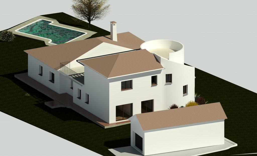Villa renovation Costa del Sol