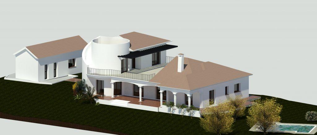Villa Extension Coste del Sol
