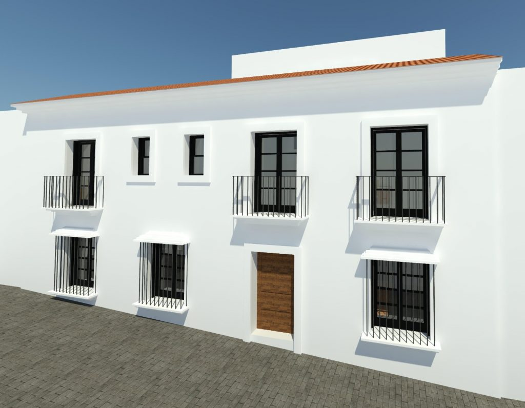 New build town house in Estepona